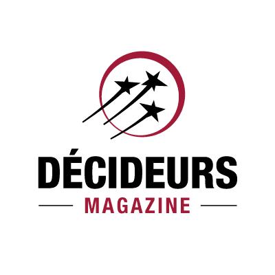 decideurs magazine logo